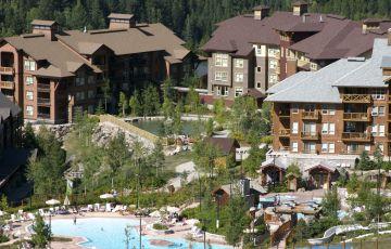 Panorama Mountain Village Lodging