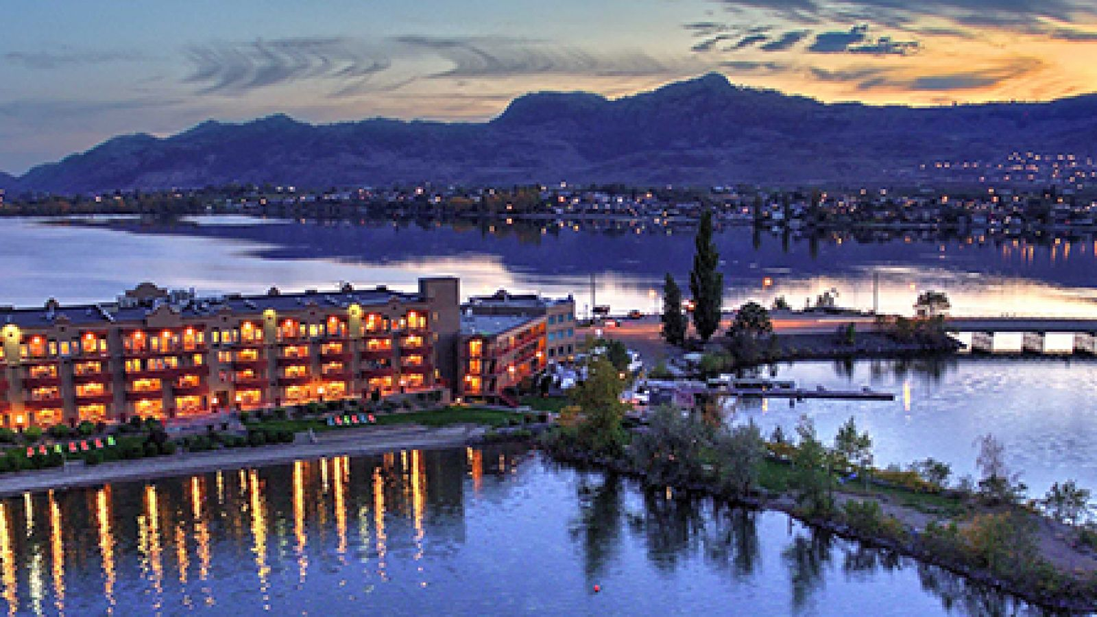Holiday Inn Osoyoos - Osoyoos golf packages