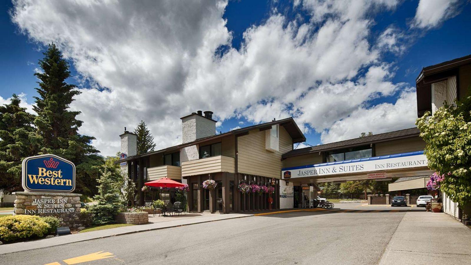 Best Western Jasper Inn and Suites