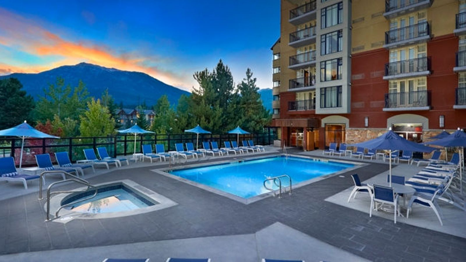 Hilton Whistler Resort & Spa