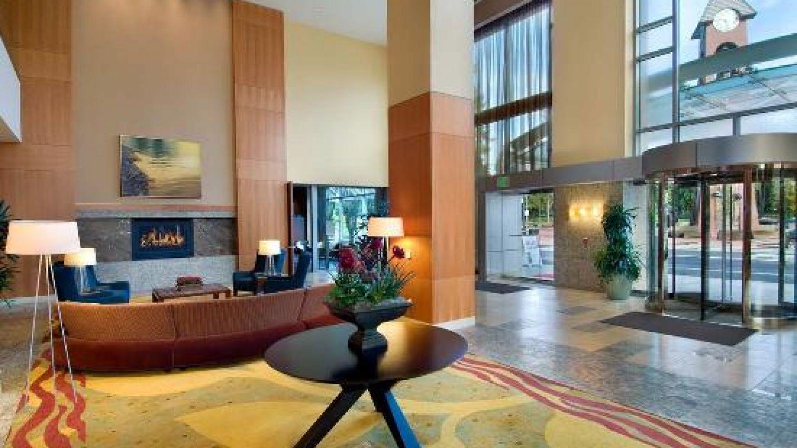 Hilton Vancouver Metrotown