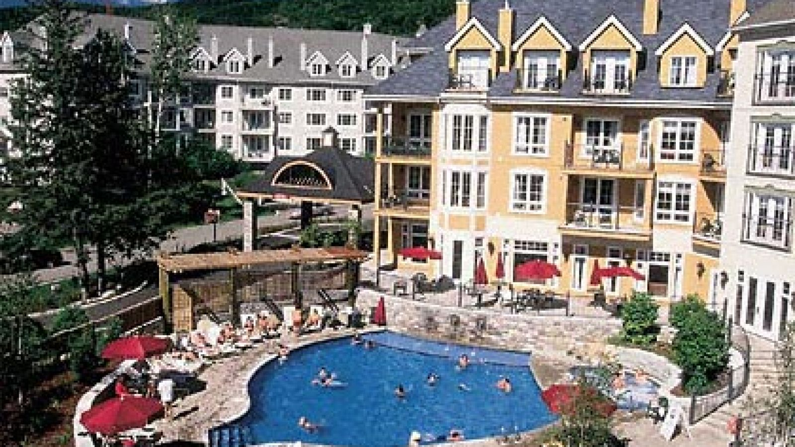 Les Suites Tremblant - Mont-Tremblant, Quebec golf packages
