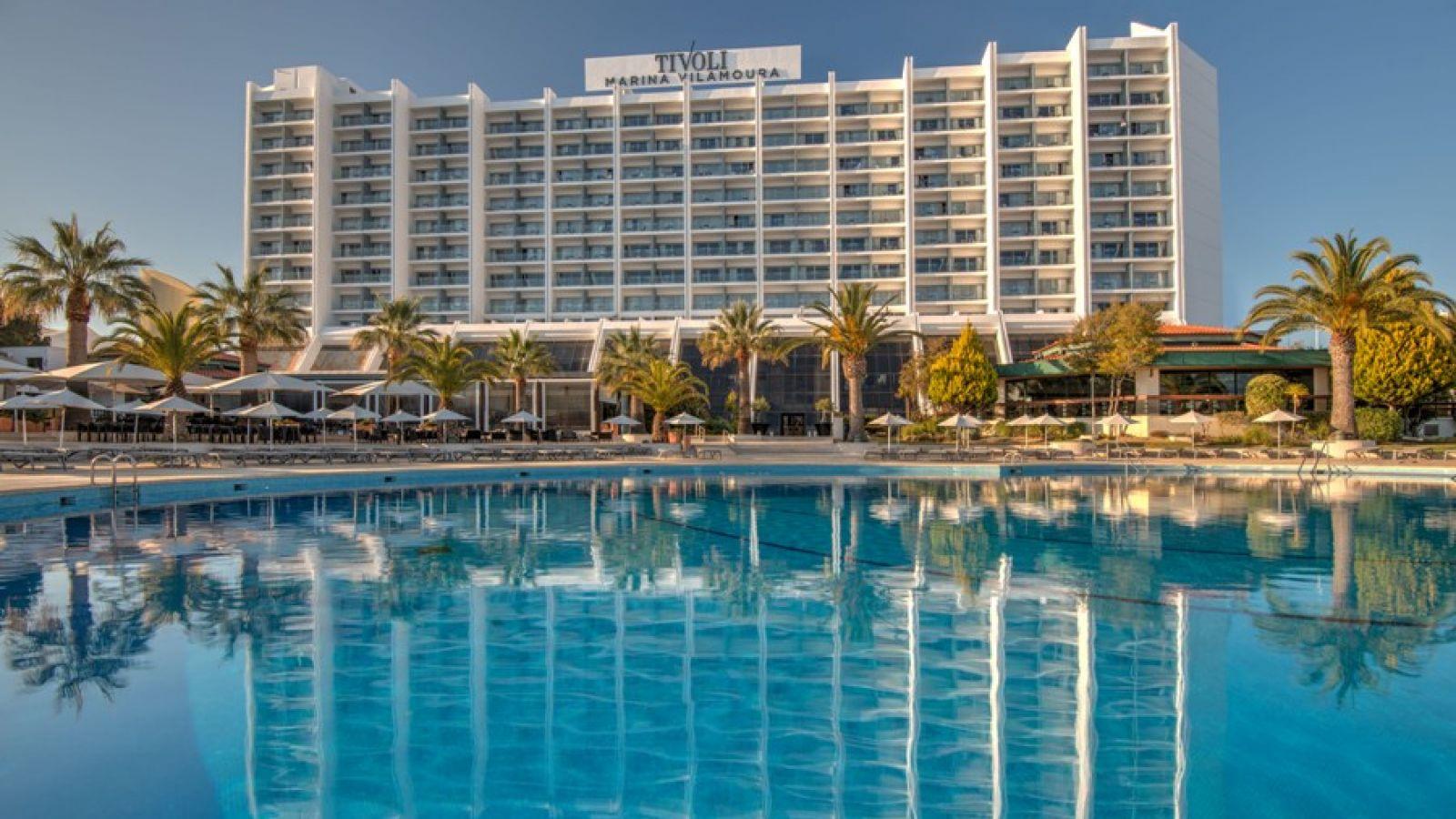 Tivoli Marina Hotel - Portugal golf packages