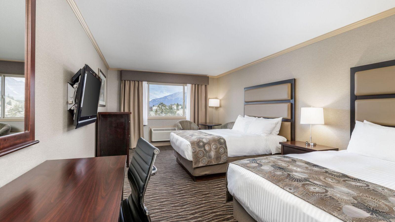 Prestige Radium Hot Springs Resort - Columbia Valley golf packages