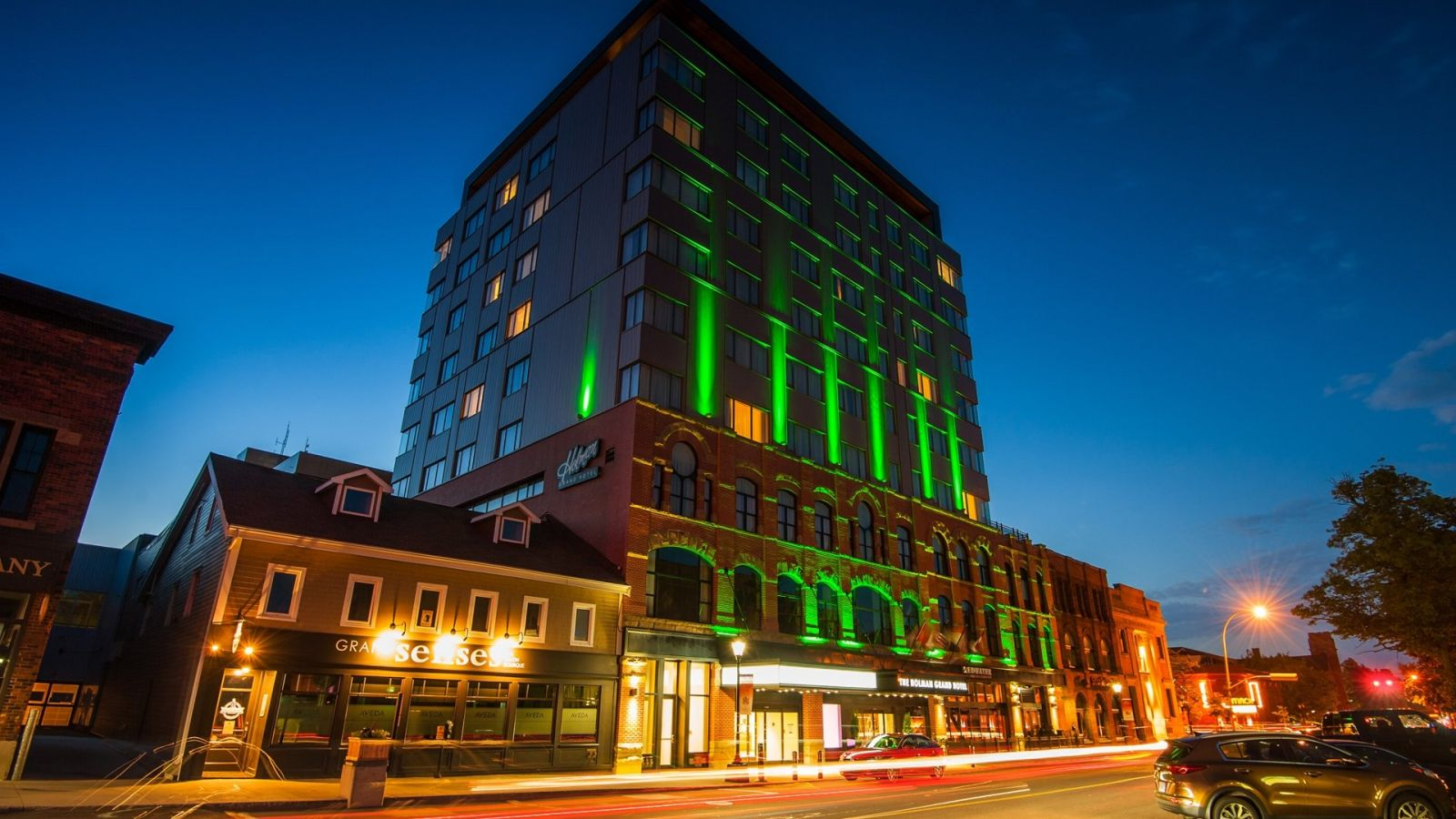 The Holman Grand Hotel Charlottetown - exterior image