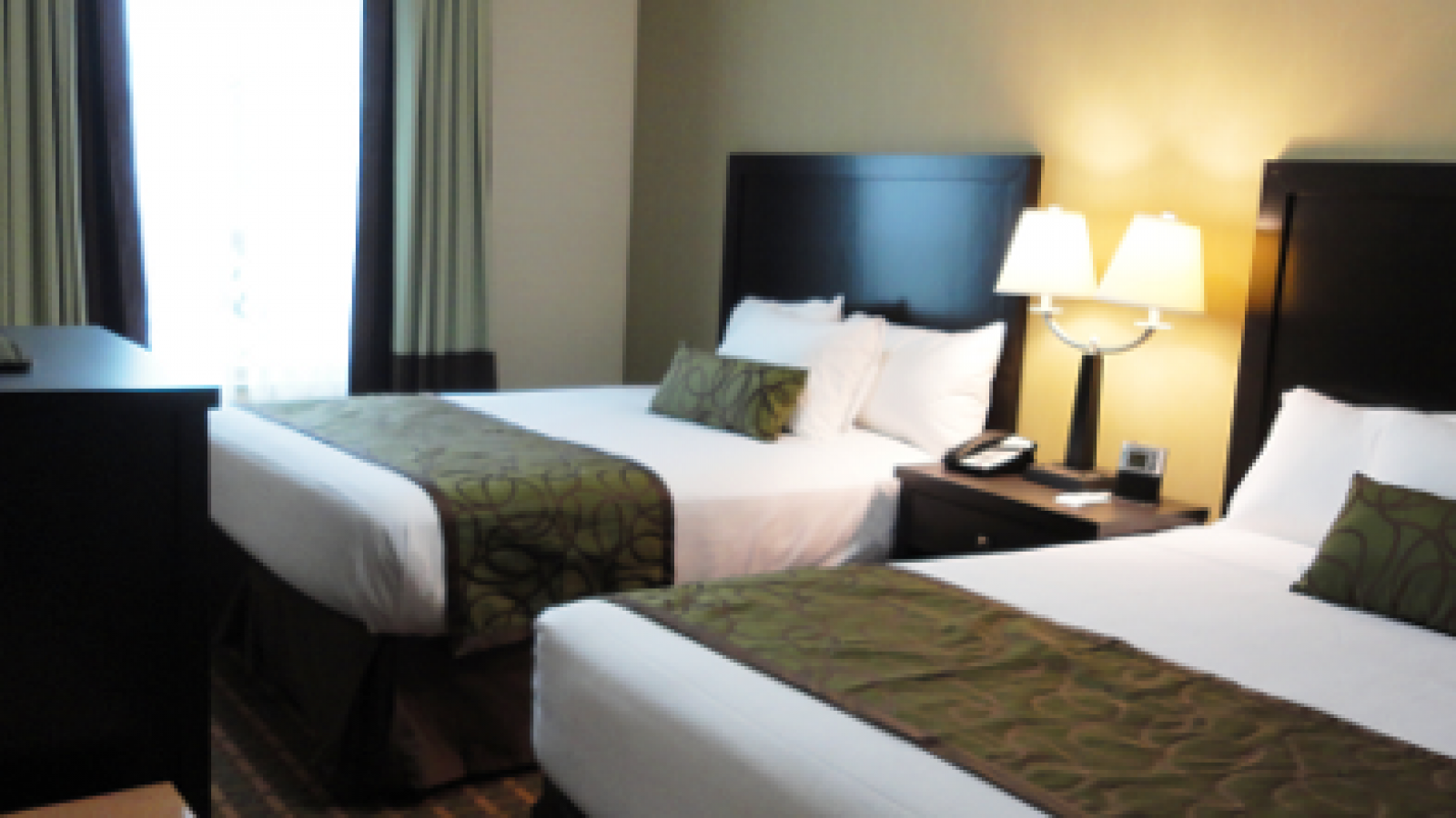Best Western Pacific Inn - Vernon - standard q/q room