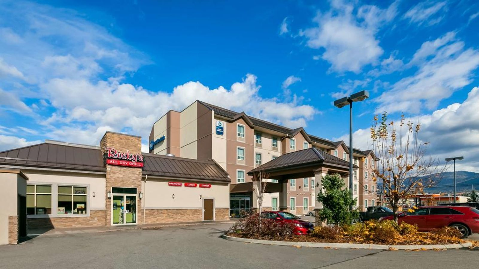 Best Western Pacific Inn - Vernon