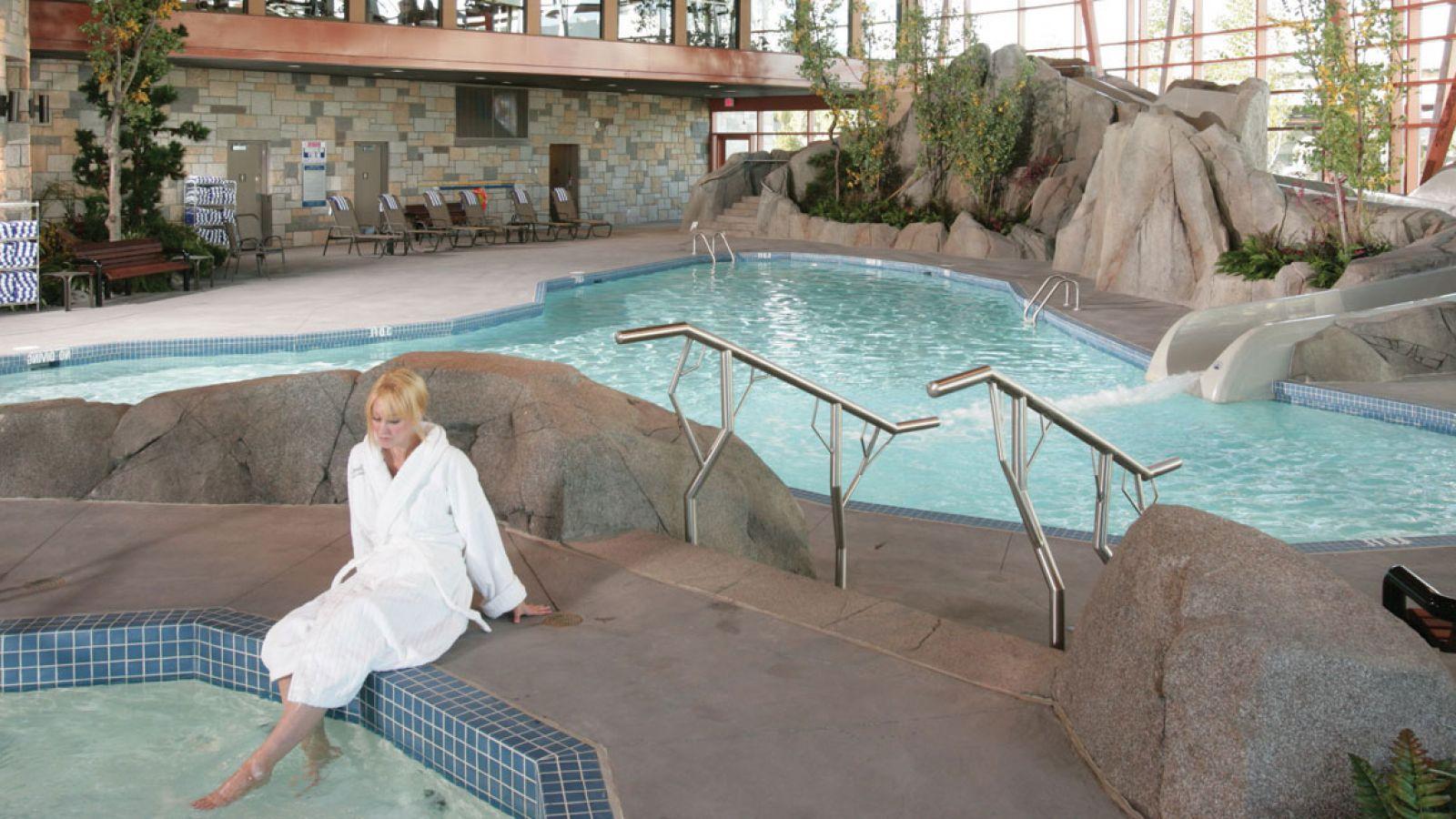 River Rock Casino Richmond - marquee pool