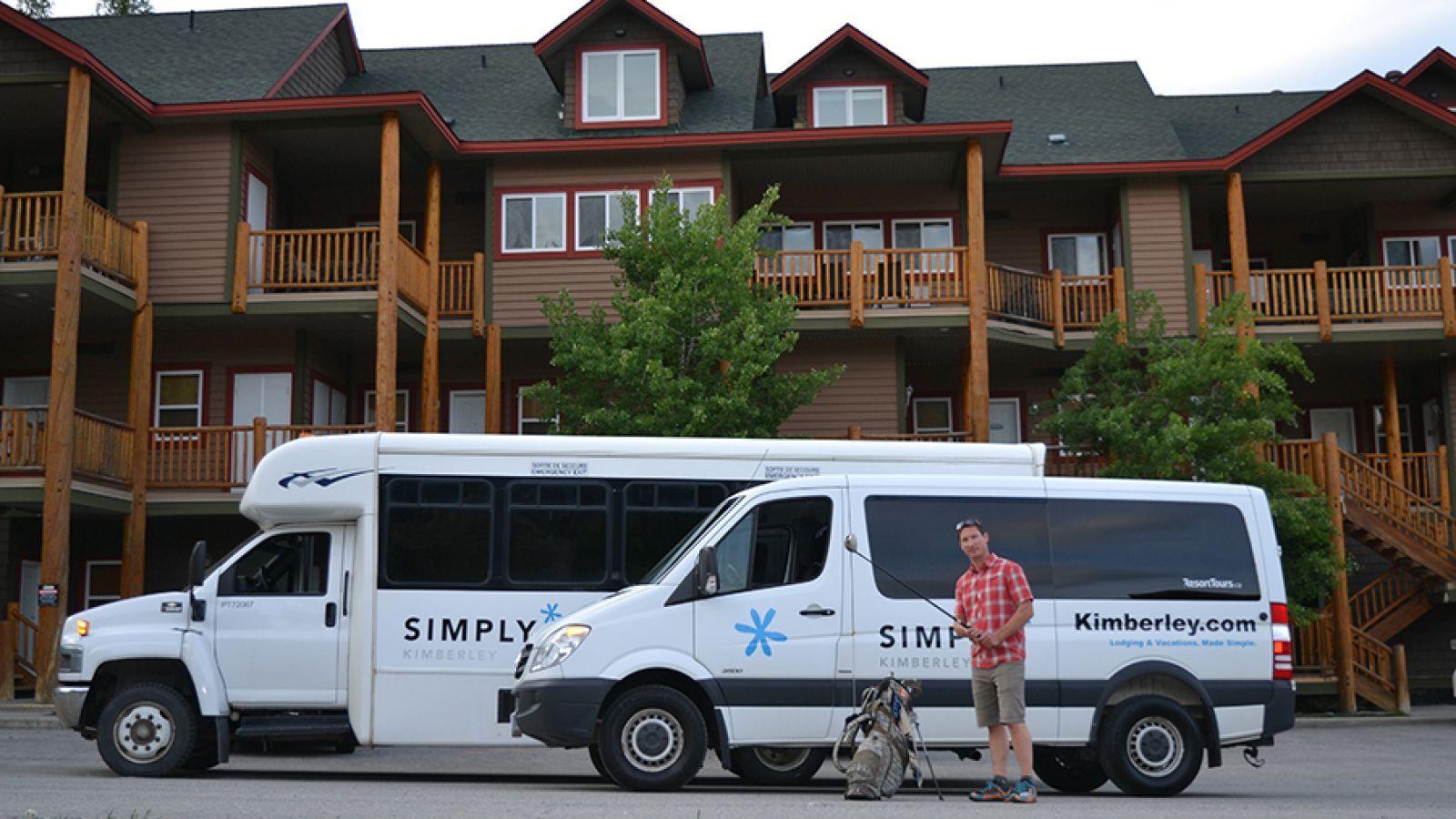Kimberley-Cranbrook Shuttle