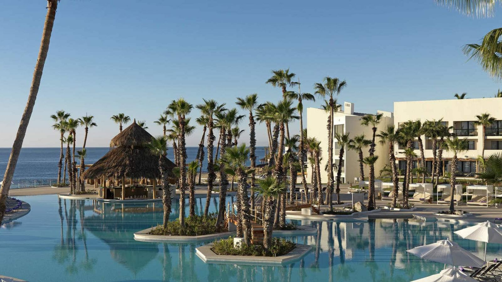 Paradisus Los Cabos is a luxury all inclusive resort