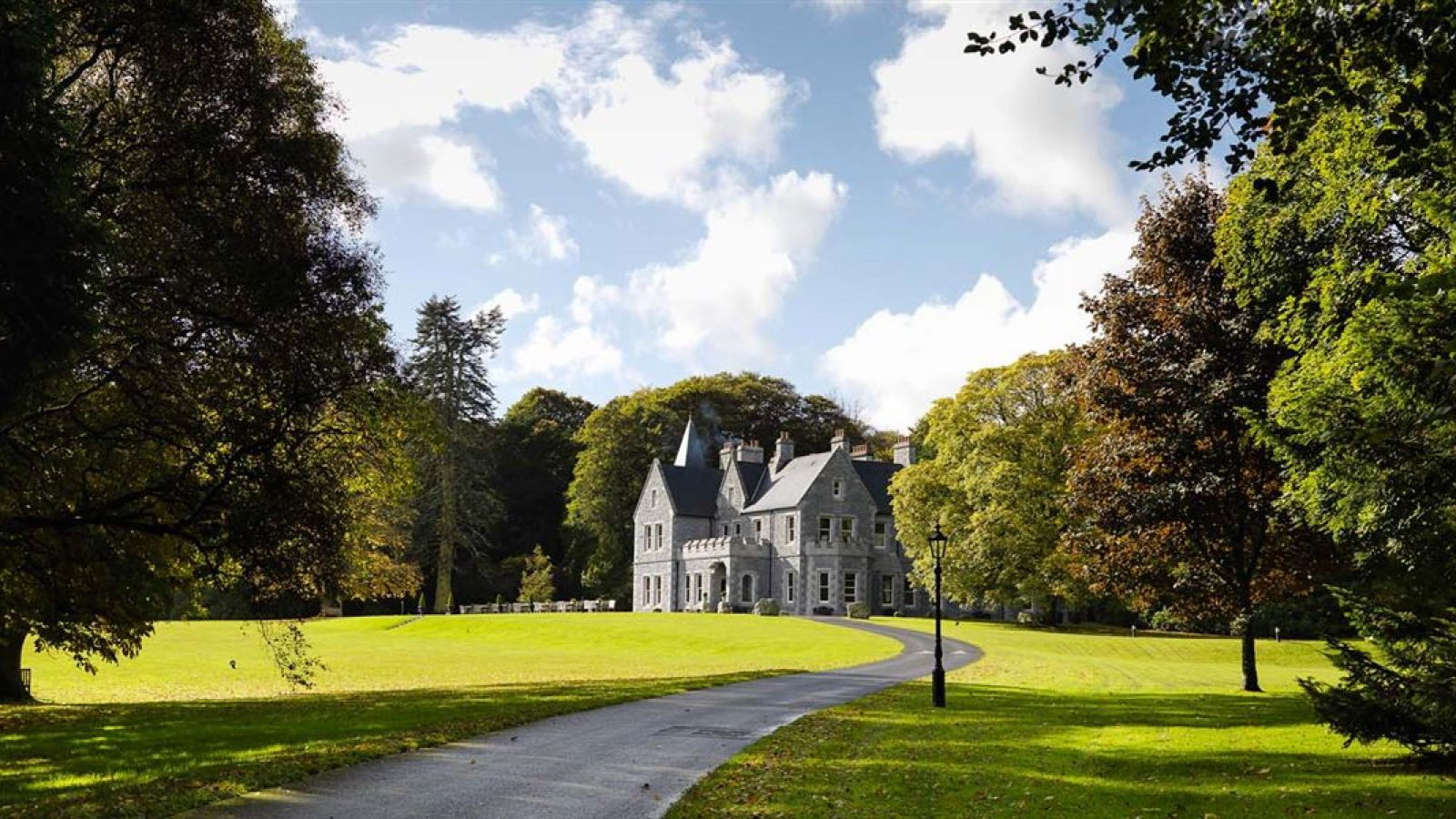 Mount Falcon Estate - Ireland golf packages