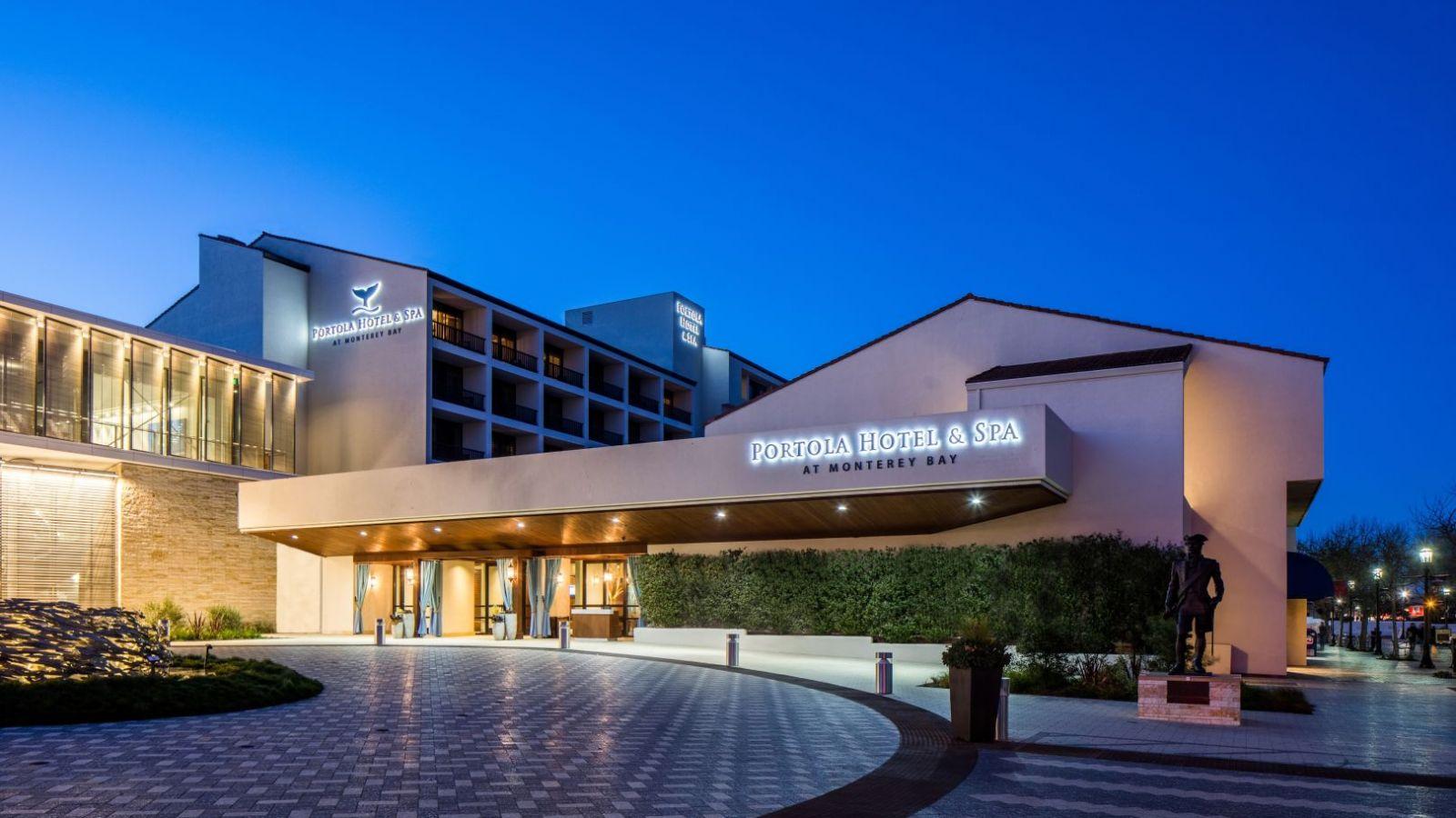 Portola Hotel and Spa