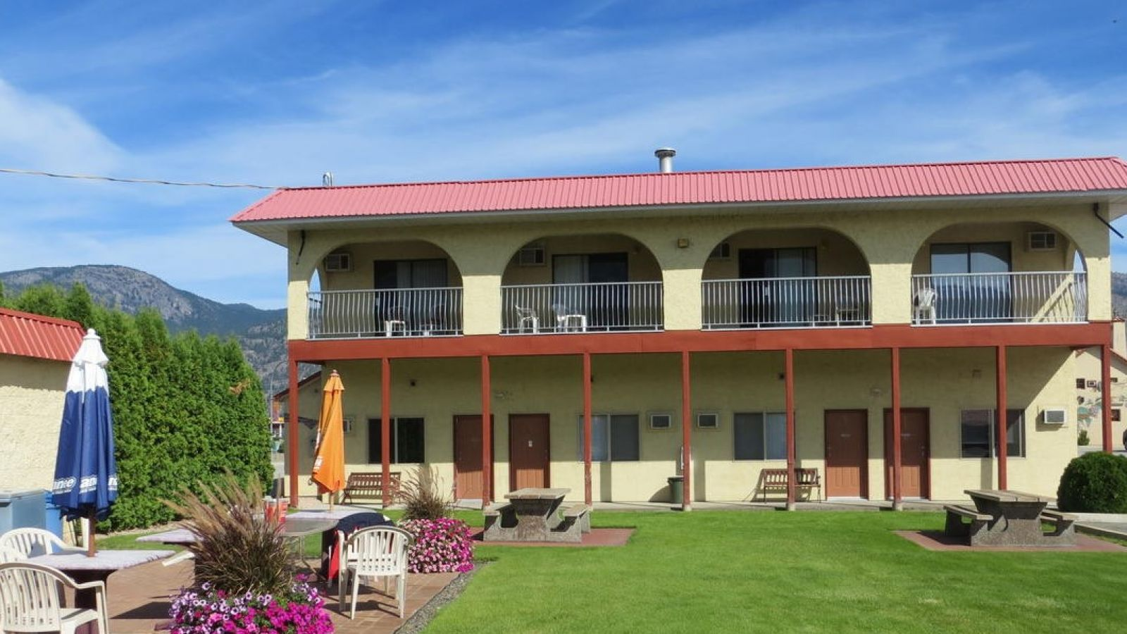 Osoyoos Westridge Motor Inn Golf Stay and Play