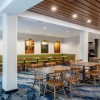 Enjoy a complimentary morning meal each day in our newly renovated breakfast area, which features ample seating.