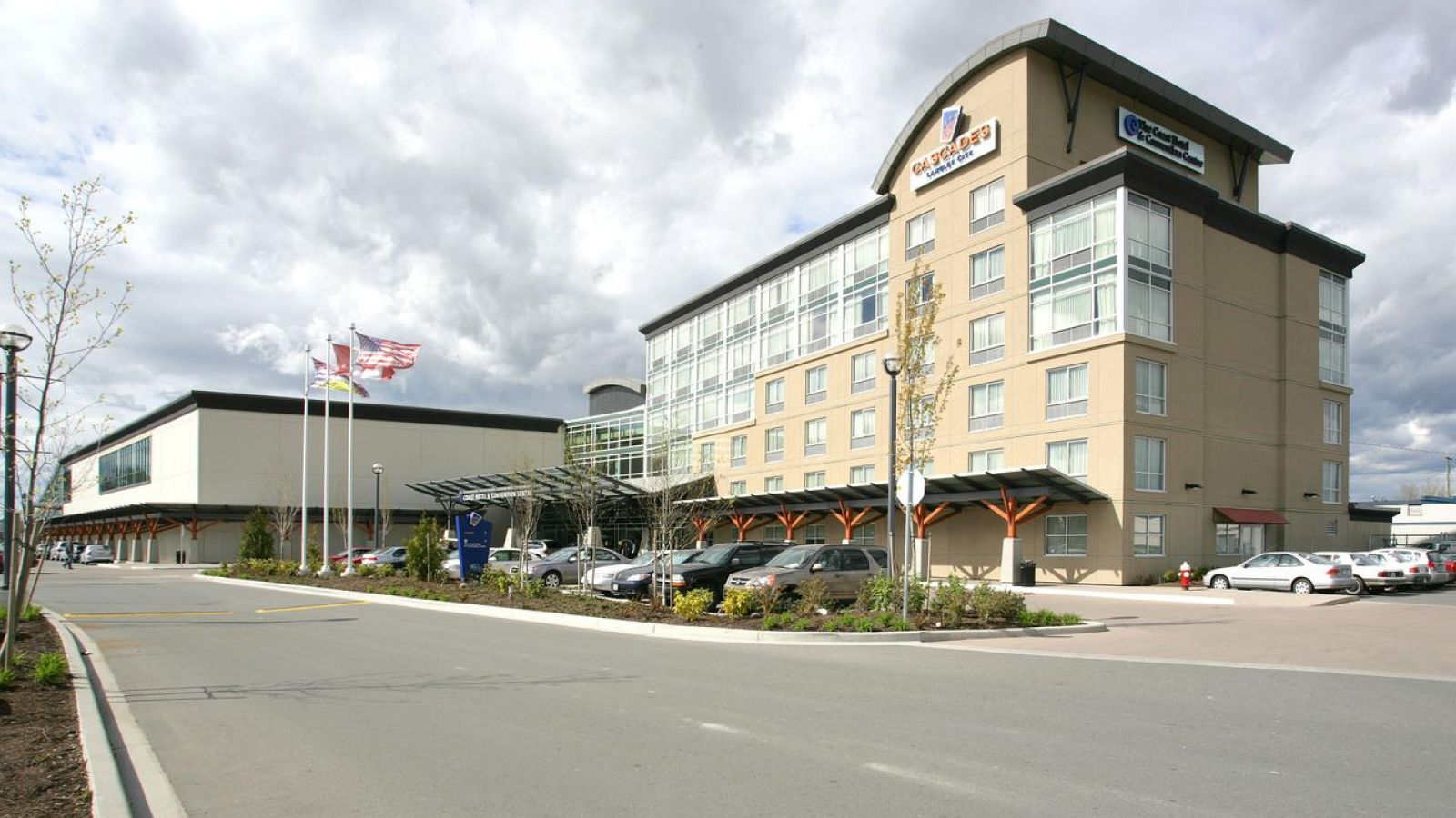 Coast Hotel And Convention Centre Langley