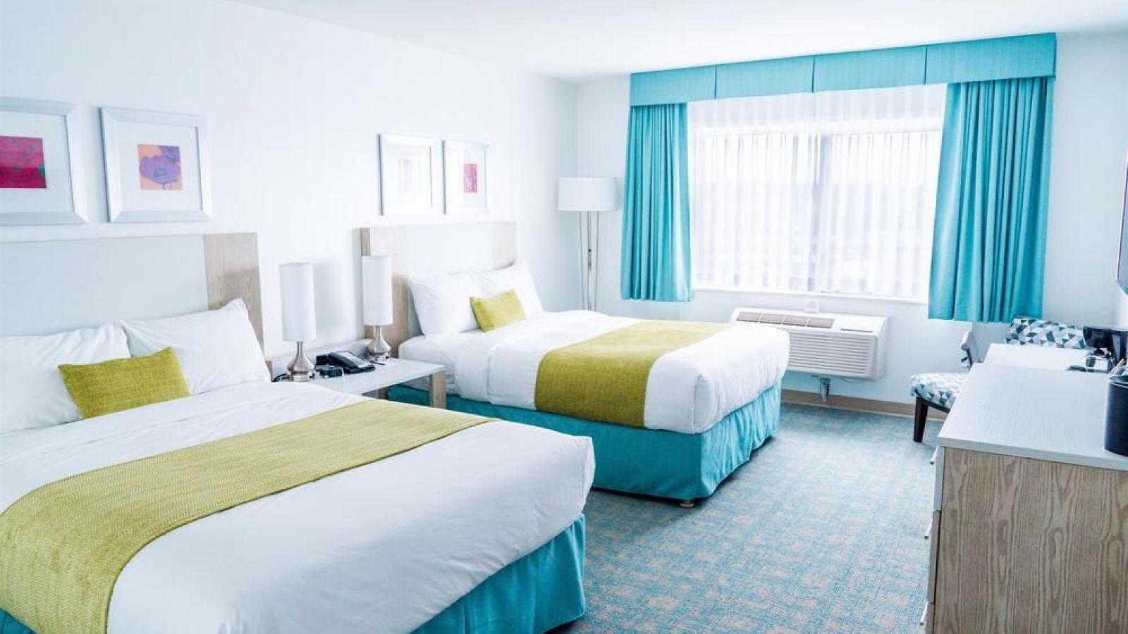 Coast Hotel & Convention Centre Langley - 2 queen room