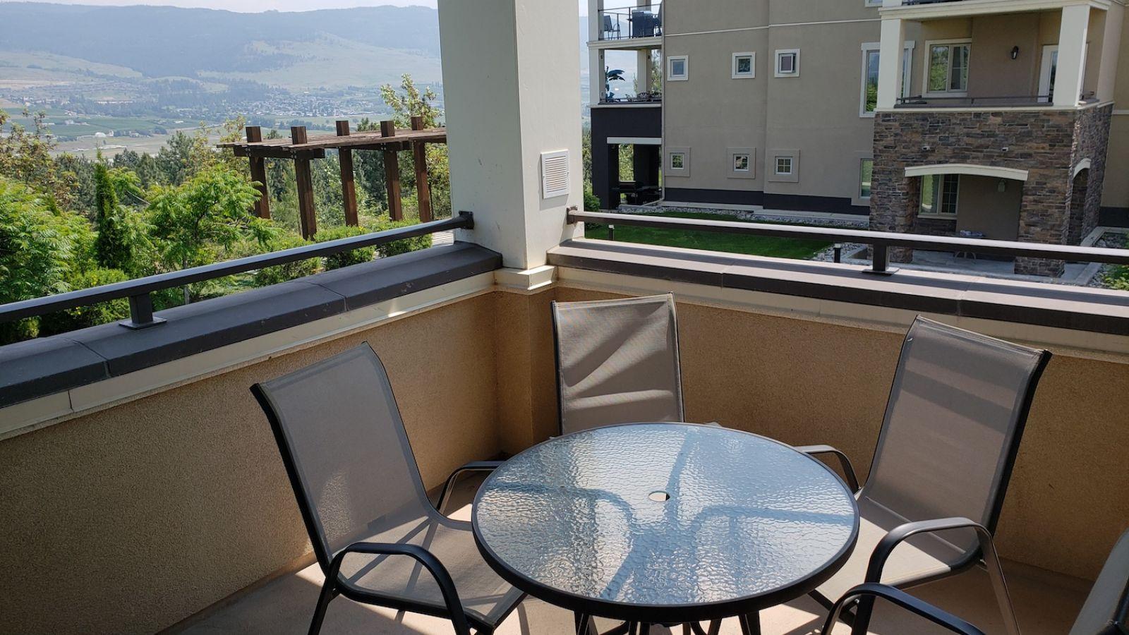 Pinnacle Condos - views from some decks