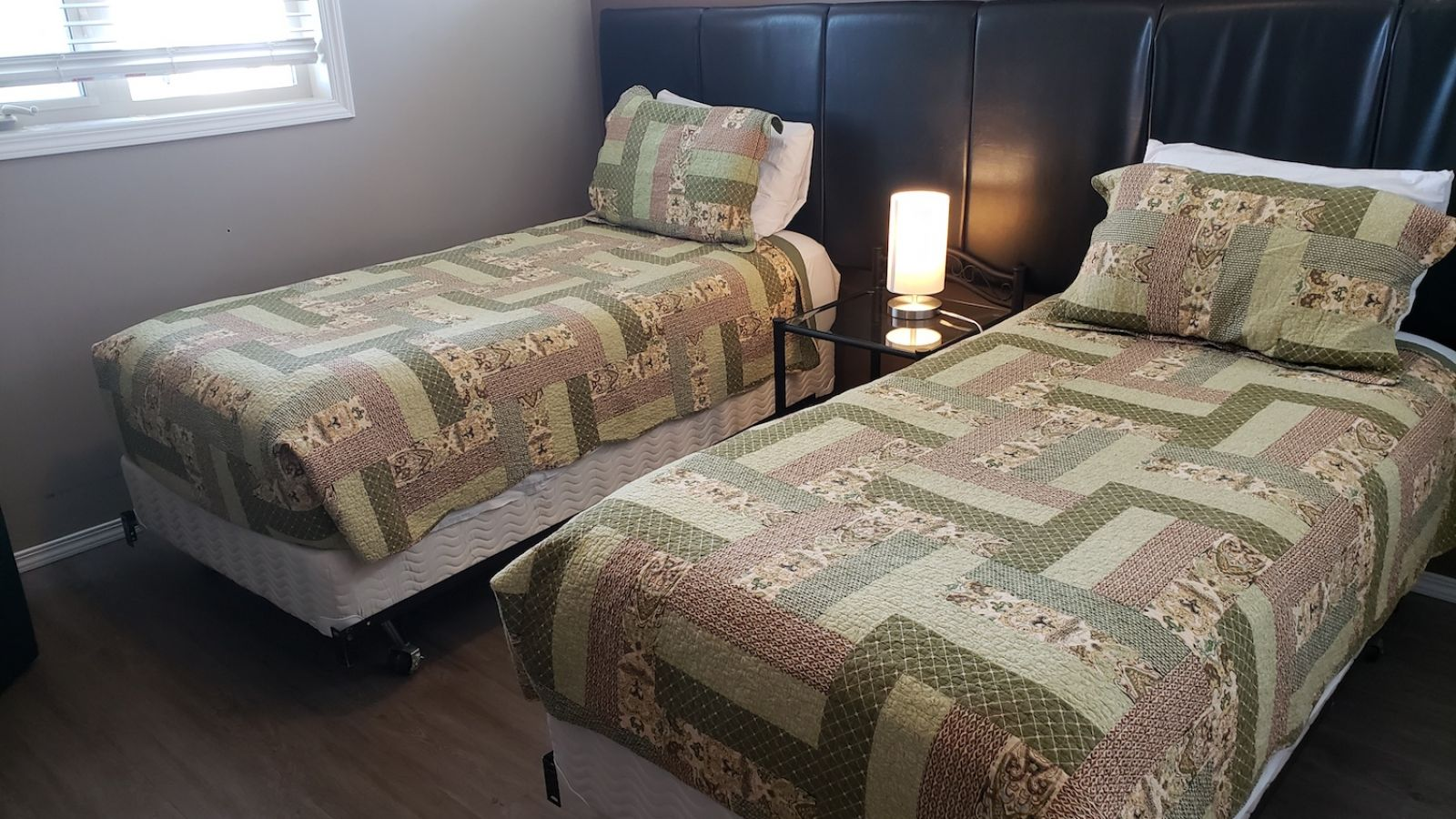 Pinnacle Point Condos - typical bedrooms