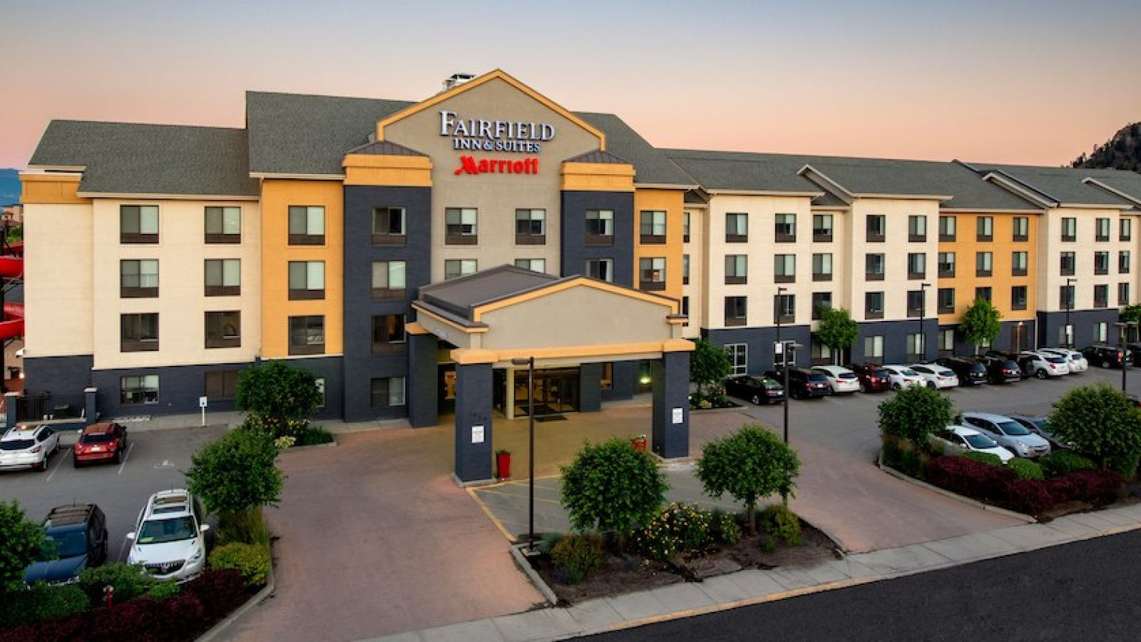 Our hotel in Kelowna has been completely renovated to provide you with the most comfortable and enjoyable stay.
