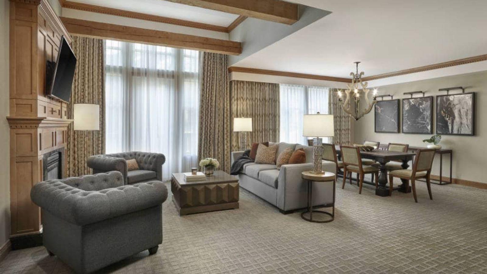 Sun Peaks Grand - Suites (1 and 2 bedroom)