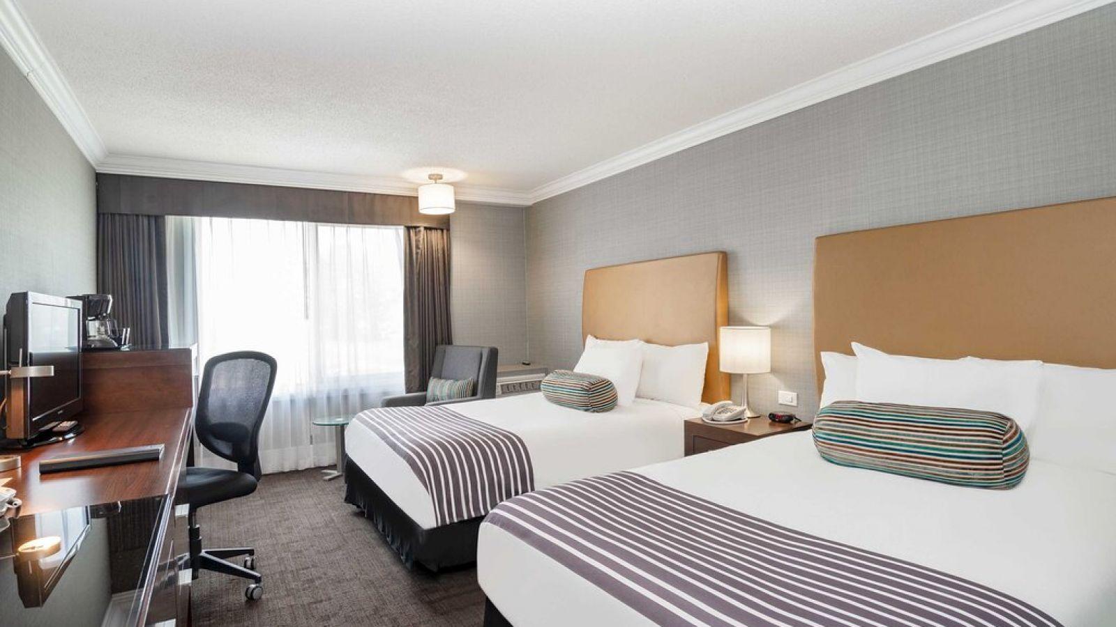 Sandman Inn & Suites Vernon Guest Room