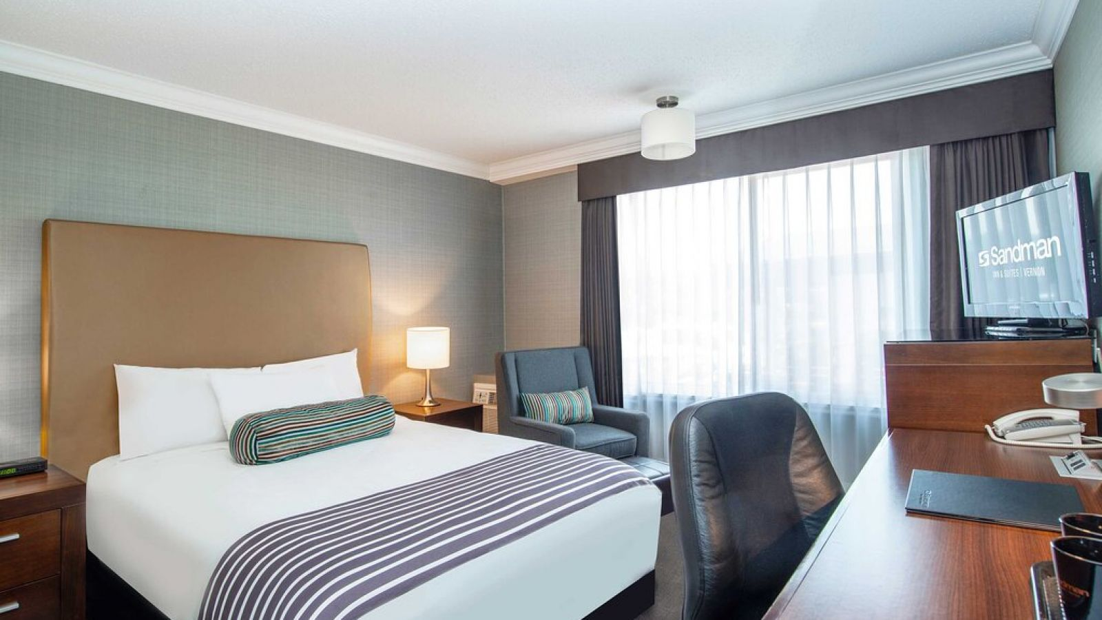 Sandman Inn & Suites Vernon Guest Rooms