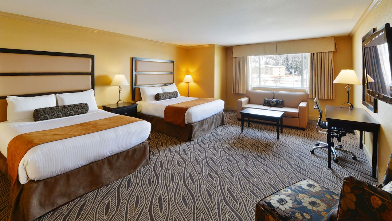 Prestige Inn Golden - Columbia Valley golf packages