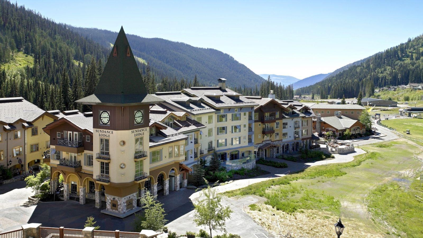 Coast Sundance Lodge - Sun Peaks