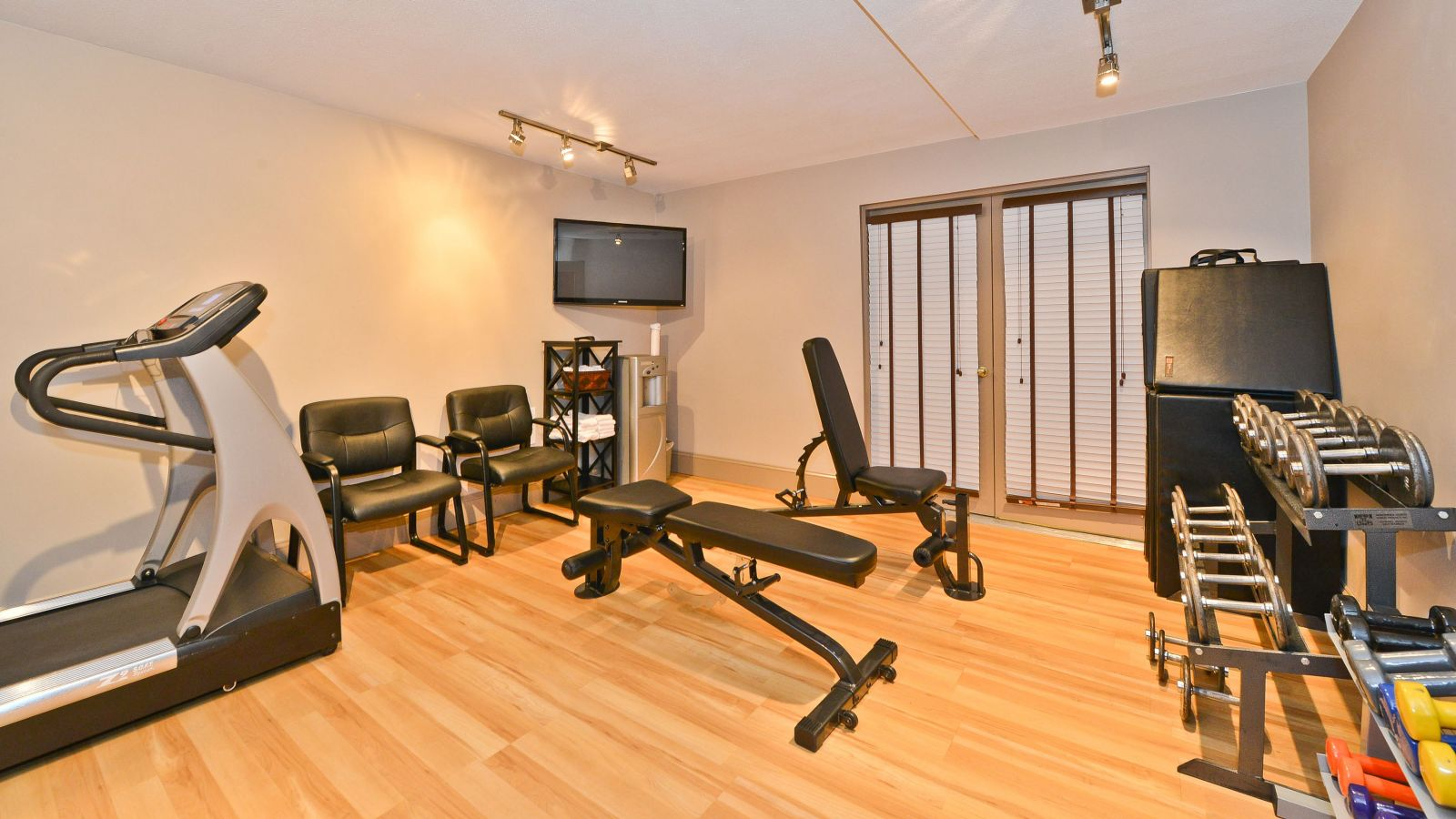 Prestige Inn Golden - fitness