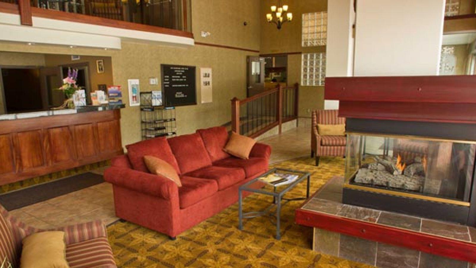 Best Western Plus Baker Street Inn