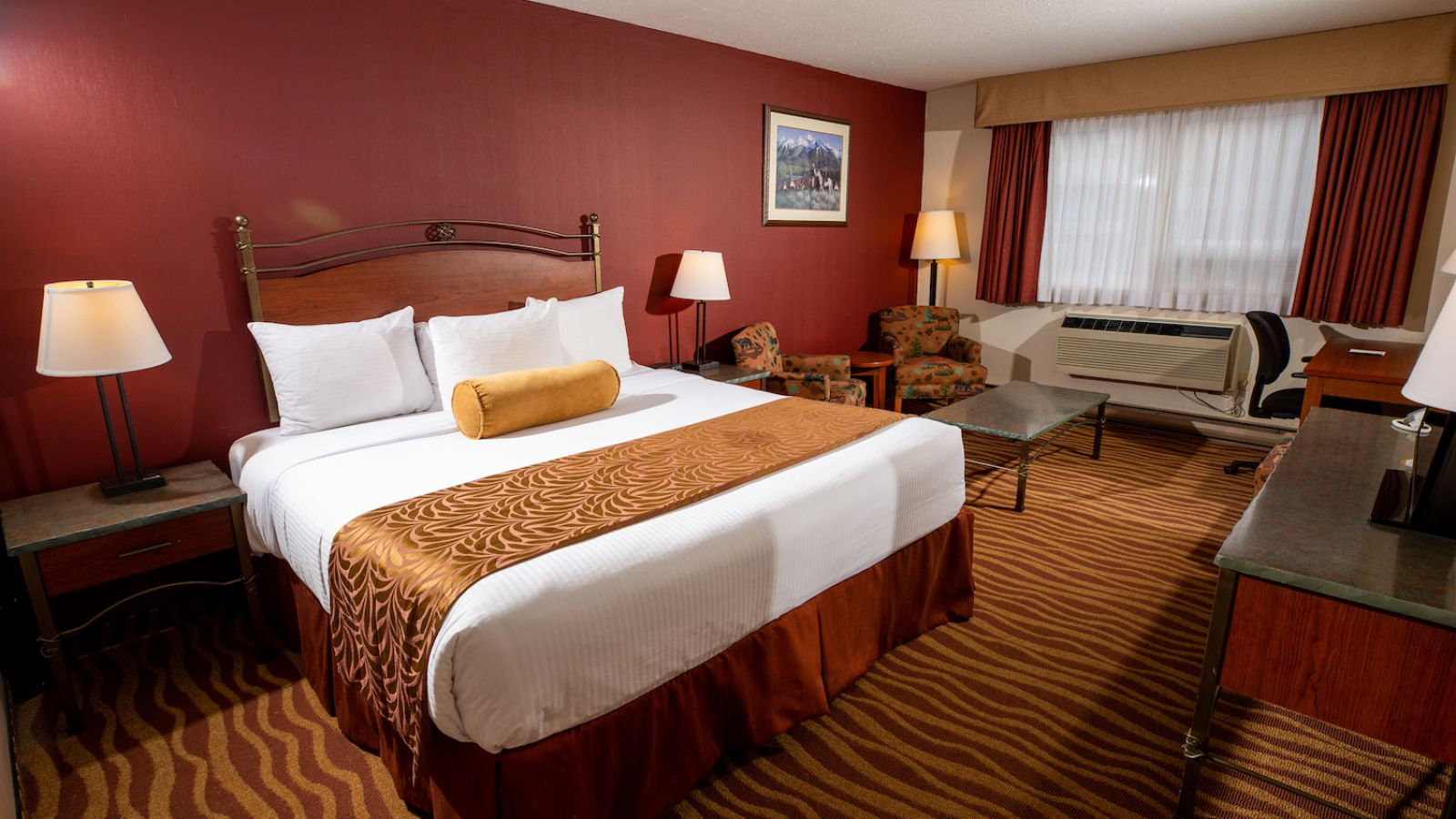 The Invermere Inn - Columbia Valley golf packages