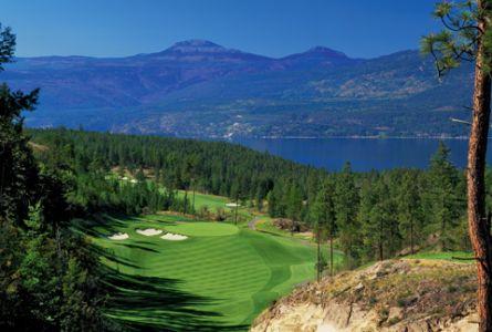 Sparkling Hill Golf Getaway