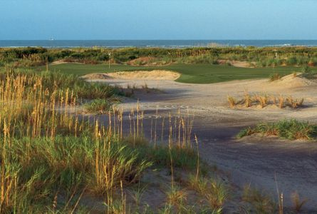 Play the Ocean Course at Kiawah with this 5 night, 5 round golf vacation
