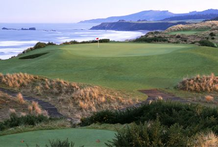 Bandon Dunes 4 night, 4 round Golf Package