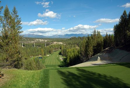 Cranbrook golf 7 night 6 round golf package