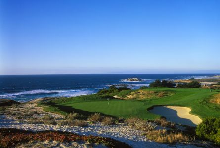 Pebble Beach Resorts golf vacation