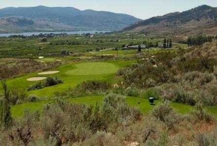 Osoyoos Golf Package at the Best Western Sunrise Inn