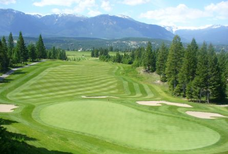 Copper Point Resort Weekend Getaway! A 2 night, 2 round golf package to the Columbia Valley