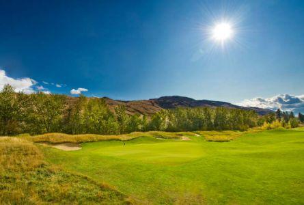 Kamloops Ramada Hotel - Dunes and Rivershore golf trip