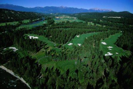 St Eugene Golf Resort and Casino Cranbrook Golf Package