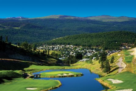 3 night 4 round golf package at the Comfort Suites Kelowna