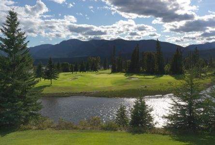 Fairmont, BC golf weekend 2 night getaway
