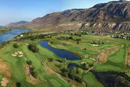 Kamloops 2 night, 2 round stay and play at The Thompson Hotel