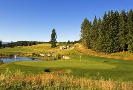 Shuswap Region Fab-Four Golf Package
