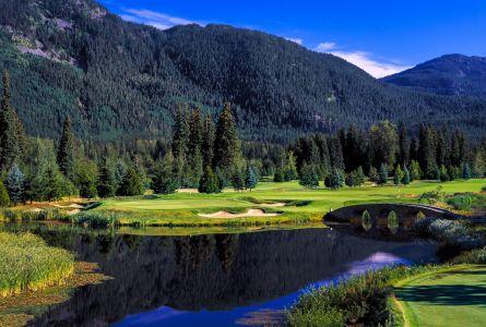 Delta Whistler Village Suites Hotel Golf Package