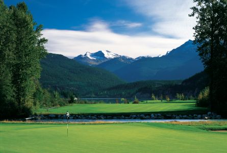 Crystal Lodge & Suites 3 Night Whistler Golf Vacation