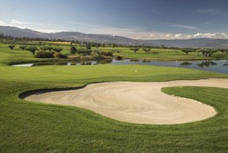 Kelowna Coast Capri Golf Triple Play