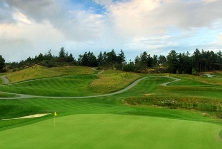 Accent Inn Victoria Golf Package