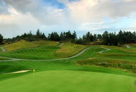Accent Inn Victoria Golf Package