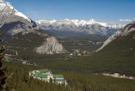Banff Rimrock Resort Hotel 3 night golf package